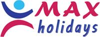 Logo S.C. MAX HOLIDAYS HUB SRL